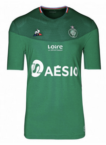 AS Saint-Étienne Soccer Jersey for Men, Women, or Youth (Any Name and Number) Refuse You Lose color: Away|Third|Home