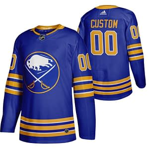 Buffalo Sabres Hockey Jersey For Men, Women, or Youth   Customizable color: Black Golden Reverse Retro Navy Home Road  Refuse You Lose