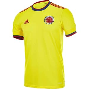 Colombia Soccer Jersey For Men, Women, or Youth | Customizable color: 2018-2019 Home|2018-2019 Road|2019-2020 Home|2019-2020 Road|2020-2021 Home|2020-2021 Road  Refuse You Lose