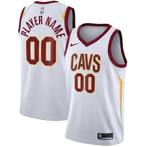 Cleveland Cavaliers Jersey For Men, Women, or Youth | Customizable color: Alternate Black|City Edition|Home|Road  Refuse You Lose