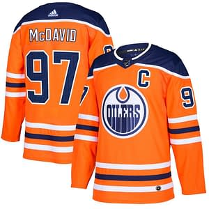 Connor McDavid Oilers Jersey For Men, Women, or Youth color: Black Golden Reverse Retro Alternate Blue Home Road  Refuse You Lose