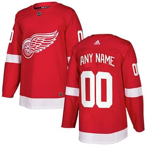 Detroit Red Wings Jersey For Men, Women, or Youth   Customizable color: Black Golden Reverse Retro Home Road  Refuse You Lose