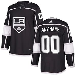 Los Angeles Kings Jersey For Men, Women, or Youth   Customizable color: Black Golden Reverse Retro Alternate Home Road  Refuse You Lose