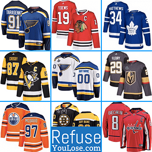 NHL Hockey Jerseys Sale
