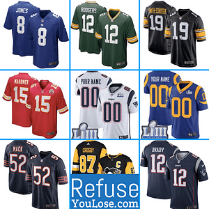 NFL Football Jerseys Sale