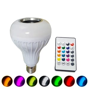 Wireless Bluetooth Speaker Light Bulb Lamp Refuse You Lose brand: Refuse You Lose