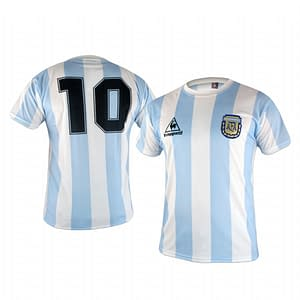 Diego Maradona Soccer Jersey for Men, Women, or Youth color: 2020-2021 Road Gender: Men Refuse You Lose