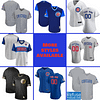 Chicago Cubs Jersey For Women, Youth, or Men | Customizable color: 2018 Nickname|2019 Nickname|2020 Alternate|2020 Home|2020 Road|Black V-Neck|Little League Classic Nickname|2019 Alternate|2019 Home|2019 Road|Alternate Spring Training|Home Father's Day|Home Memorial Day|Road Father's Day|Road Memorial Day  Refuse You Lose