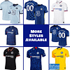Customizable Chelsea Soccer Jersey For Men, Women, or Youth color: 2021-2022 Home 2020-2021 Home 2020-2021 Road 2019-2020 Home 2019-2020 Road 2019-2020 Third 2018-2019 Home 2018-2019 Road 2018-2019 Third  Refuse You Lose