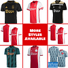 AFC Ajax Soccer Jersey For Men, Women, or Youth | Custom color: 2020-2021 Home|2020-2021 Road|2020-2021 Third|2019-2020 Home|2019-2020 Road|2018-2019 Home|2018-2019 Road  Refuse You Lose
