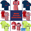 Atletico Madrid Soccer Jersey For Men, Women, or Youth   Customizable color: 2020-2021 Home 2020-2021 Road 2020-2021 Third 2019-2020 Home 2019-2020 Road 2019-2020 Third 2018-2019 Home 2018-2019 Road 2018-2019 Third  Refuse You Lose
