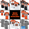 Cincinnati Bengals Jersey For Men, Women, or Youth | Customizable brand: Refuse You Lose  Refuse You Lose
