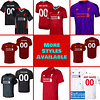 Liverpool Soccer Jersey For Men, Women, or Youth   Custom color: 2020-2021 Home 2020-2021 Road 2020-2021 Third 2019-2020 Home 2019-2020 Road 2019-2020 Third 2018-2019 Home 2018-2019 Road 2018-2019 Third  Refuse You Lose