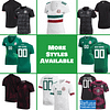 Mexico Soccer Jersey For Men, Women, or Youth | Customizable color: 2021-2022 Home|2020-2021 Road|2019-2020 Home|2019-2020 Home Long Sleeve|2019-2020 Pre-Match|2018-2019 Home|2018-2019 Road  Refuse You Lose