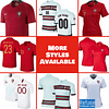 Portugal Soccer Jersey For Men, Women, or Youth | Customizable color: 2020-2021 Home|2020-2021 Road|2018-2019 Home|2018-2019 Road  Refuse You Lose