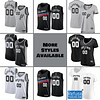 San Antonio Spurs Jersey For Men, Women, or Youth | Customizable color: Alternate Silver|City Edition|Home|Road  Refuse You Lose