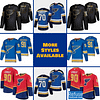 St Louis Blues Jersey For Men, Women, or Youth | Customizable color: Alternate Stanley Cup Championship|Black Golden|Home Stanley Cup Championship|Reverse Retro|Road Stanley Cup Championship|Alternate|Home|Road  Refuse You Lose