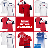 FC Dallas Soccer Jersey for Men, Women, or Youth   Customizable color: 2020 Home 2020 Road 2018 Home 2018 Road 2019 Home 2019 Road  Refuse You Lose