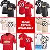 Manchester United FC Jersey For Men, Women, or Youth   Customizable color: 2020-2021 Home 2020-2021 Road 2020-2021 Third 2019-2020 Home 2019-2020 Road 2019-2020 Third 2018-2019 Home 2018-2019 Road 2018-2019 Third  Refuse You Lose