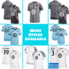 Minnesota United FC Jersey for Men, Women, or Youth   Customizable color: 2021 Road 2020 Home 2020 Road 2018 Home 2018 Road 2019 Home 2019 Road  Refuse You Lose