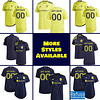 Nashville SC Soccer Jersey for Men, Women, or Youth | Customizable color: 2021 Road|2020 Home|2020 Road  Refuse You Lose