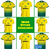 Norwich City FC Jersey for Men, Women, or Youth | Customizable color: 2020-2021 Home|2019-2020 Home  Refuse You Lose