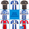 Deportivo Alavés Soccer Jersey for Men, Women, or Youth   Customizable color: 2020-2021 Home 2020-2021 Road 2020-2021 Third 2019-2020 Home 2019-2020 Road 2019-2020 Third  Refuse You Lose