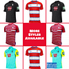 Granada CF Soccer Jersey for Men, Women, or Youth   Customizable color: 2020-2021 Home 2020-2021 Road 2020-2021 Third 2019-2020 Home 2019-2020 Road 2019-2020 Third  Refuse You Lose