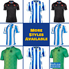 Real Sociedad Soccer Jersey for Men, Women, or Youth | Customizable color: 2020-2021 Home|2020-2021 Road|2019-2020 Home|2019-2020 Road  Refuse You Lose