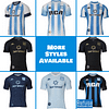 Argentina Racing Club Jersey for Men, Women, or Youth | Customizable color: 2021-2022 Home|2021-2022 Road|2020-2021 Home|2020-2021 Road|2020-2021 Third|2019-2020 Home|2019-2020 Road  Refuse You Lose