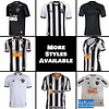 Clube Atlético Mineiro Jersey for Men, Women, or Youth   Customizable color: 2021-2022 Home 2020-2021 Home 2020-2021 Road 2020-2021 Third 2019-2020 Home 2019-2020 Road 2019-2020 Third  Refuse You Lose
