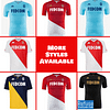 AS Monaco Soccer Jersey for Men, Women, or Youth | Customizable color: 2020-2021 Home|2020-2021 Road|2019-2020 Home|2019-2020 Road|2019-2020 Third  Refuse You Lose