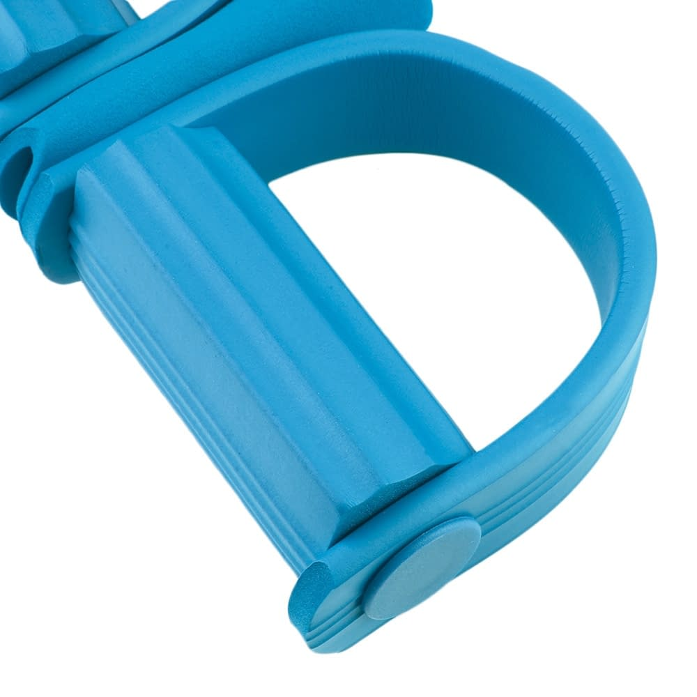 Four Elastic Band Fitness Resistance Band Rope Exercise Equipment for Yoga Pilates Workout Latex Tube Pull Rope drop shipping