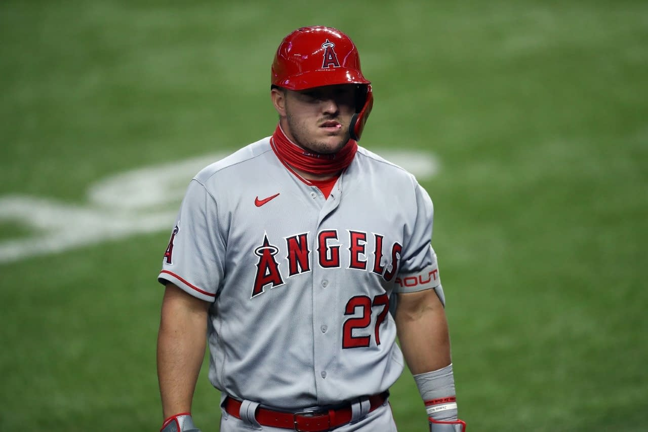 Mike Trout Los Angeles Angels MLB Baseball Jersey for Men, Women, or Youth