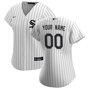 Chicago White Sox Jersey For Men, Women, or Youth   Customizable brand: Refuse You Lose  Refuse You Lose