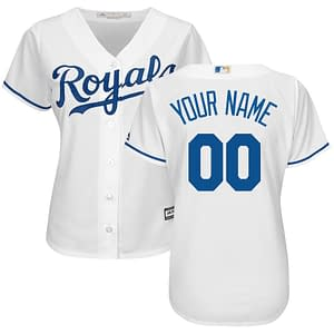 Kansas City Royals MLB Baseball Jersey For Men, Women, or Youth (Any Name and Number) Refuse You Lose color: 2018 Nickname 2019 Alternate Light Blue 2019 Alternate Royal Blue 2019 Nickname 2020 Alternate Light Blue 2020 Home 2020 Road 2019 Home 2019 Road Memorial Day