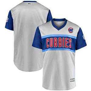 Chicago Cubs Jersey For Women, Youth, or Men   Customizable color: 2018 Nickname 2019 Nickname 2020 Alternate 2020 Home 2020 Road Black V-Neck Little League Classic Nickname 2019 Alternate 2019 Home 2019 Road Alternate Spring Training Home Father's Day Home Memorial Day Road Father's Day Road Memorial Day  Refuse You Lose