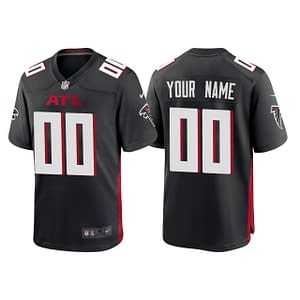 Atlanta Falcons Football Jersey For Men, Women, or Youth | Customizable brand: Refuse You Lose  Refuse You Lose