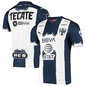 CF Monterrey Soccer Jersey For Men, Women, or Youth | Customizable color: 2018 Home|2018 Road|2019 Home|2019 Road  Refuse You Lose