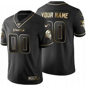 Minnesota Vikings Jersey For Men, Women, or Youth   Customizable brand: Refuse You Lose  Refuse You Lose