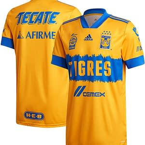 Tigres UANL Soccer Jersey For Men, Women, or Youth (Any Name and Number) color: 2018-2019 Home|2018-2019 Road|2019-2020 Home|2019-2020 Road|2019-2020 Third|2020-2021 Black  Refuse You Lose
