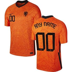 Netherlands Soccer Jersey For Men, Women, or Youth | Custom color: 2018-2019 Road|2019-2020 Home|2020-2021 Home|2020-2021 Road  Refuse You Lose