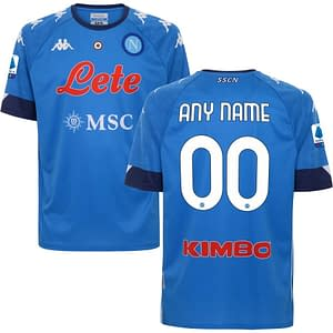 SSC Napoli Soccer Jersey For Men, Women, or Youth | Customizable color: 2018-2019 Home|2018-2019 Road|2018-2019 Third|2019-2020 Home|2019-2020 Road|2019-2020 Third|2020-2021 Home|2020-2021 Road|2020-2021 Third  Refuse You Lose