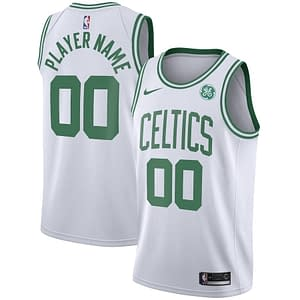 Boston Celtics Jersey For Men, Women, or Youth | Customizable color: Alternate Black|City Edition|Home|Road  Refuse You Lose
