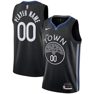 Golden State Warriors Jersey For Men, Women, or Youth   Customizable color: Classic Alternate Black City Edition Home Road  Refuse You Lose