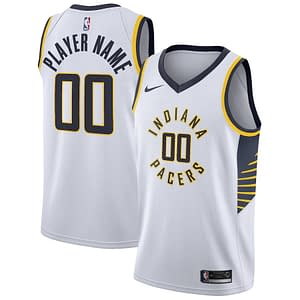 Indiana Pacers Jersey For Men, Women, or Youth   Customizable color: Alternate Yellow City Edition Home Road  Refuse You Lose