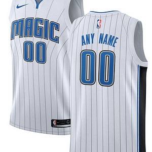Orlando Magic NBA Basketball Jersey For Men, Women, or Youth (Any Name and Number) color: Black|Blue|White  Refuse You Lose