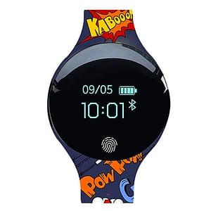 Waterproof Smart Watch Refuse You Lose color: SD02 colourful