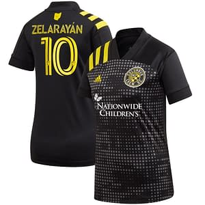 Columbus Crew SC Jersey for Men, Women, or Youth   Customizable color: 2020 Road 2021 Home 2021 Road 2019 Home 2019 Road  Refuse You Lose
