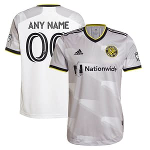 Columbus Crew SC Jersey for Men, Women, or Youth | Customizable color: 2020 Road|2021 Home|2021 Road|2019 Home|2019 Road  Refuse You Lose